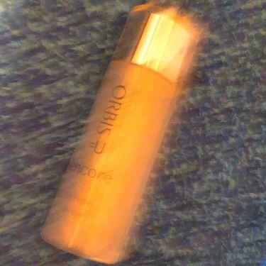 オルビスユー アンコール ローション/ORBIS/化粧水を使ったクチコミ(1枚目)