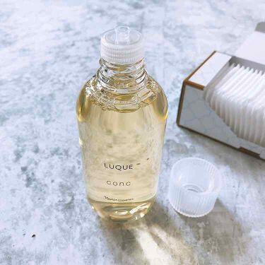 コンク/LUQUE(ルクエ)/化粧水を使ったクチコミ(2枚目)