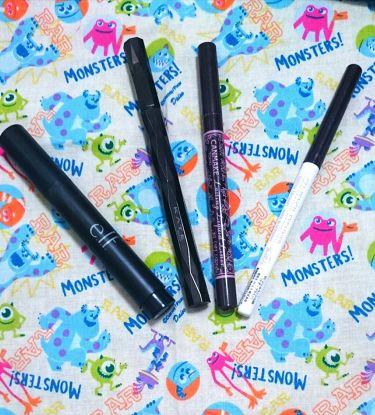 Intense Ink Eyeliner/e.l.f./その他アイライナーを使ったクチコミ(1枚目)
