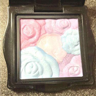 ローズ チーク カラー N/ANNA SUI/パウダーチークを使ったクチコミ(1枚目)