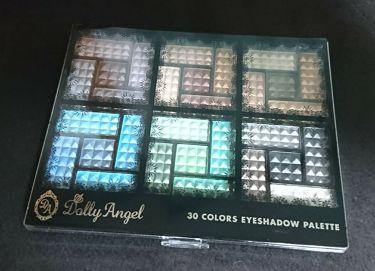 Dolly Angel/ダイアモンドラッシュ×ドンキホーテオリジナルブランド/パウダーアイシャドウを使ったクチコミ(1枚目)