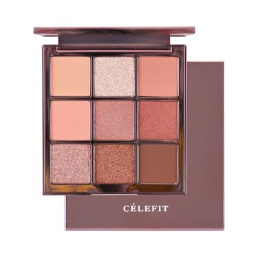 2020/11/18発売 CELEFIT The Bella collection eyeshadow palette