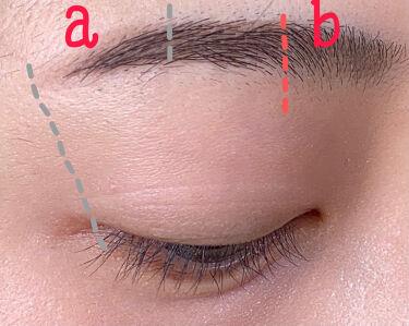 【画像付きクチコミ】ども、ぺーです✋今日は眉毛太い人向けにおすすめの眉毛の描き方を紹介します!ペーが今回使ったのはブリジットNアイブロウパウダーとダイソーのURGLAMEYEBROWBRUSHぶっちゃけブリジットNアイブロウパウダーはどこにでもある様なパ...
