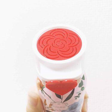 ワイルドローズ フラッフィーボディクリーム/Laline/ボディクリームを使ったクチコミ(2枚目)