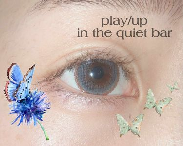 PLAY/UP monthly color contact lens/カラーコンタクト/その他を使ったクチコミ(1枚目)