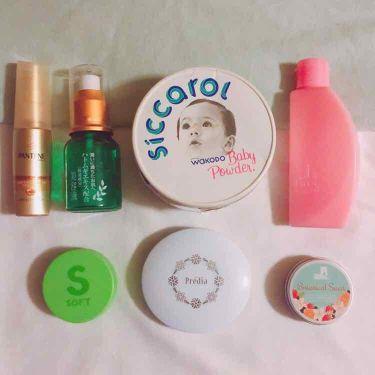 シッカロール/WAKODO/デオドラント・制汗剤を使ったクチコミ(1枚目)