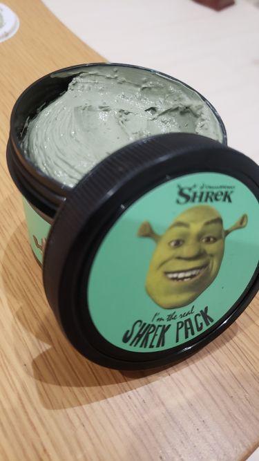 シュレックパック/Olive Young/洗い流すパック・マスクを使ったクチコミ(1枚目)