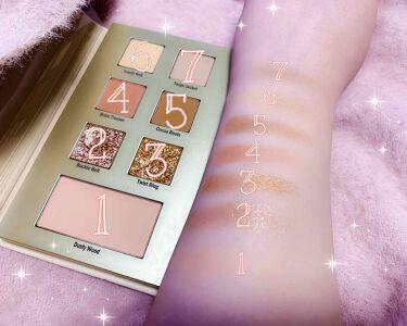 look book palette dusty brick/espoir(エスポワール/韓国)/パウダーアイシャドウを使ったクチコミ(2枚目)