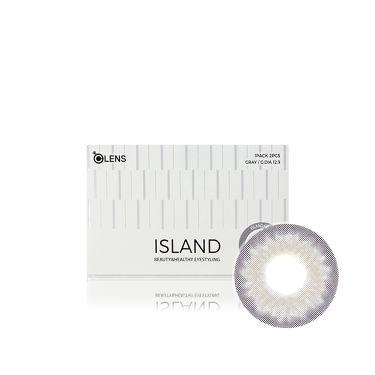 ISLAND (アイランド) グレー