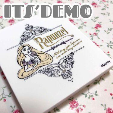 DEMOプチアイシャドウパレット/IT'S DEMO/パウダーアイシャドウを使ったクチコミ(1枚目)