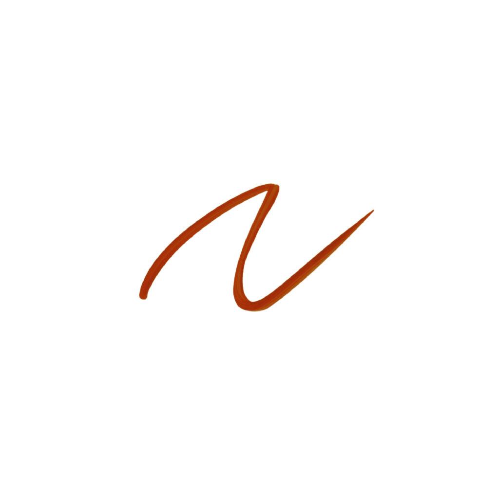 オレンジメイクに相性良し❣ ルミアグラスのアイライナー【04.テラコッタブラウン】をプレゼント🎁(2枚目)