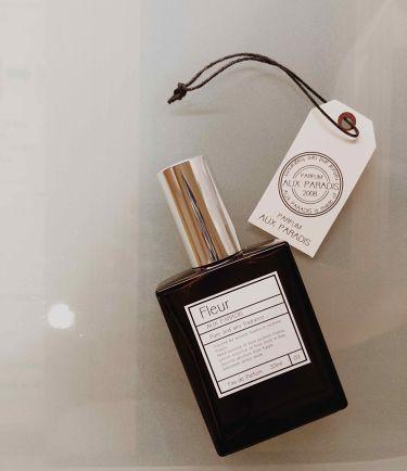 ハルさんの「AUX PARADIS (オゥパラディ)フルール オードパルファム(Fleur)<香水(レディース)>」を含むクチコミ