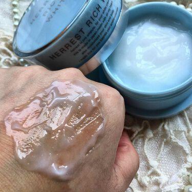 HERREST RICH WHITE/HERREST/オールインワン化粧品を使ったクチコミ(3枚目)