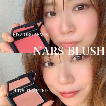 ブラッシュ/NARS/パウダーチーク by anna