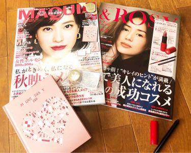 &ROSY 2018年12月号/&ROSY/雑誌を使ったクチコミ(1枚目)