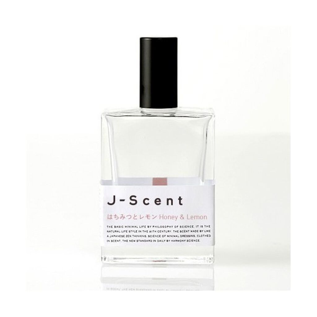 J-Scent フレグランスコレクション オードパルファン はちみつとレモン