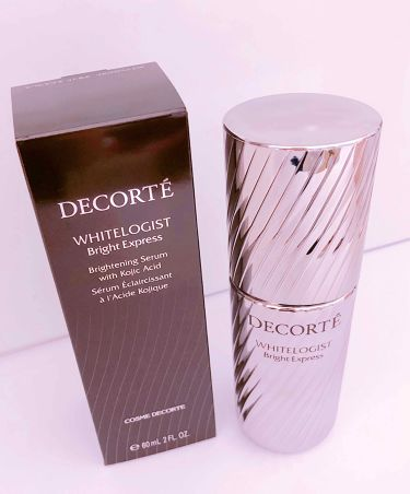 ホワイトロジスト ブライト エクスプレス/COSME DECORTE/美容液を使ったクチコミ(1枚目)