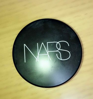 アクアティックグロー クッションコンパクト/NARS/その他ファンデーションを使ったクチコミ(3枚目)