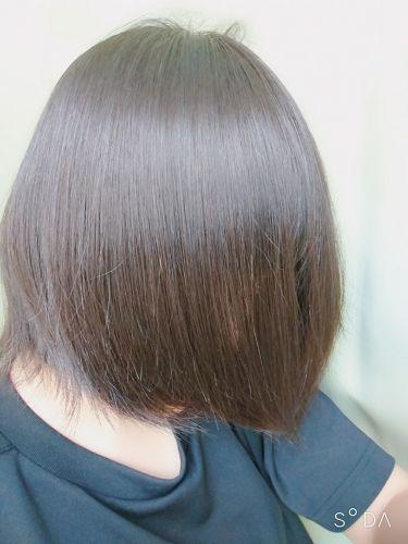 和草ダメージリペアオイルセラム/いち髪/アウトバストリートメントを使ったクチコミ(1枚目)