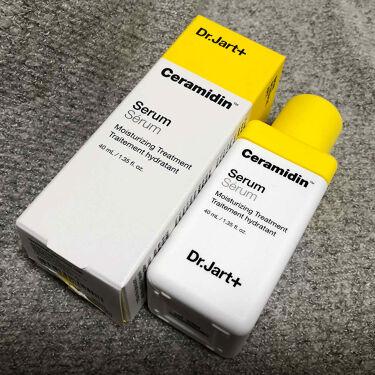 セラマイディンセラム/DrJart+(ドクタージャルト)/美容液を使ったクチコミ(1枚目)