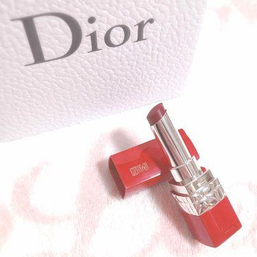 ルージュ ディオール ウルトラ ルージュ/Dior/口紅 by いずみ