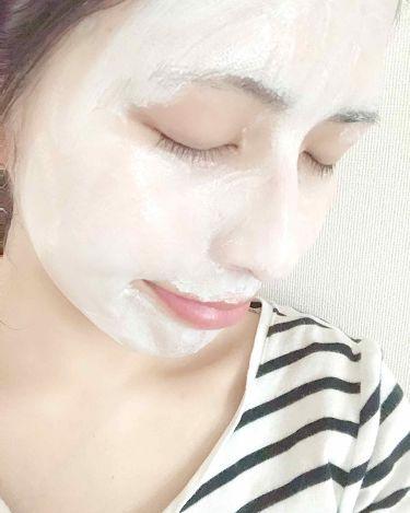 薬用ホワイトパックN/透明白肌/洗い流すパック・マスクを使ったクチコミ(2枚目)
