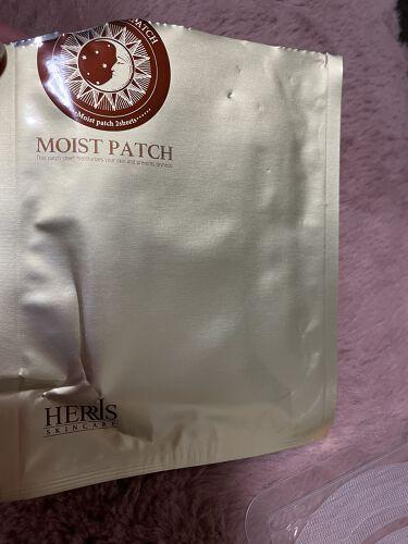 モイストパッチ/ハーリス/シートマスク・パックを使ったクチコミ(3枚目)