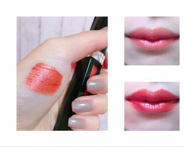 ルージュ ディオール リキッド/Dior/口紅を使ったクチコミ(2枚目)