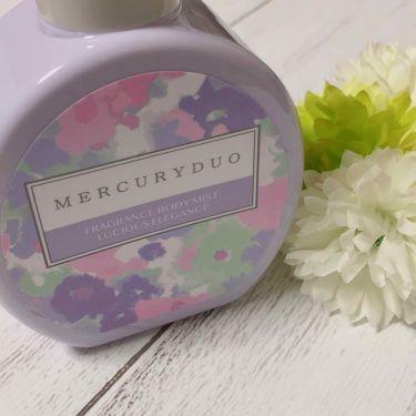 MERCURYDUO フレグランスボディミスト/RBP/香水(レディース)を使ったクチコミ(4枚目)