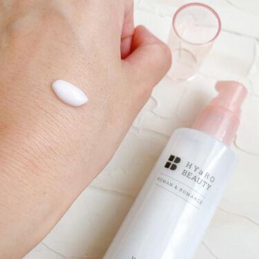 ヒアロビューティー モイストケアミルク/太陽のアロエ社/乳液を使ったクチコミ(1枚目)