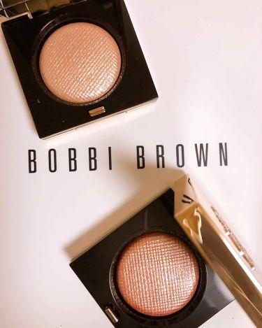 リュクスアイシャドウリッチメタル/BOBBI  BROWN/パウダーアイシャドウを使ったクチコミ(1枚目)