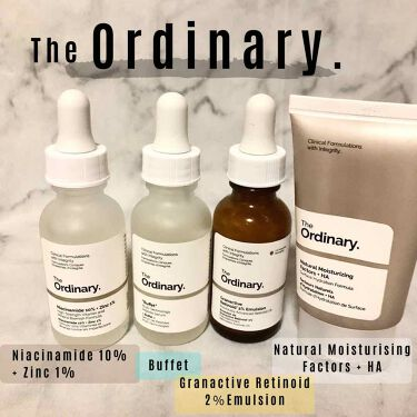 Granactive Retinoid 2% Emulsion/The Ordinary/美容液を使ったクチコミ(1枚目)
