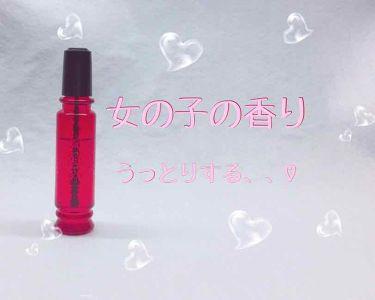Luu🌙さんの「マジョリカ マジョルカマジョロマンティカ<香水(レディース)>」を含むクチコミ