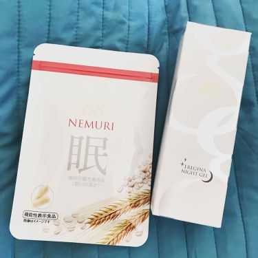 ggNEMURI/gg(ジージー)/美肌サプリメントを使ったクチコミ(2枚目)