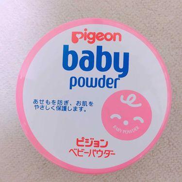 クールさんの「ピジョンベビーパウダーEピンク缶<デオドラント・制汗剤>」を含むクチコミ