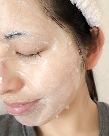 マンナンジェリーハイドロウォッシュ/その他/洗顔フォームを使ったクチコミ(3枚目)