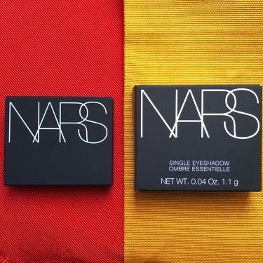 シングルアイシャドー/NARS/パウダーアイシャドウを使ったクチコミ(1枚目)