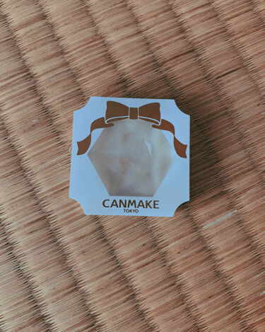 クリームハイライター/CANMAKE/ハイライト を使ったクチコミ(1枚目)