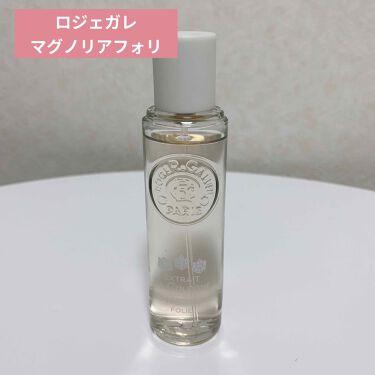 エクストレド コロン マグノリア フォリ/ロジェ・ガレ/香水(レディース)を使ったクチコミ(1枚目)