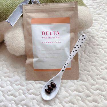 ベルタ葉酸マカプラス/BELTA(ベルタ)/健康サプリメントを使ったクチコミ(1枚目)