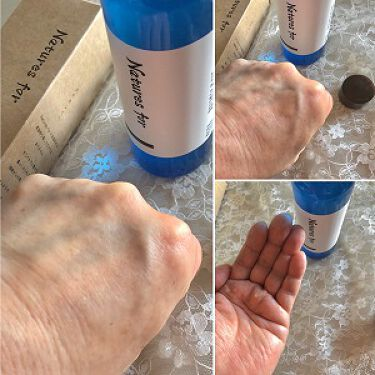 ラーネオナチュラル ヒーリングローション/ネオナチュラル/化粧水を使ったクチコミ(2枚目)