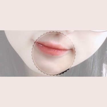 ジューシーパンティント/A'PIEU/口紅を使ったクチコミ(4枚目)