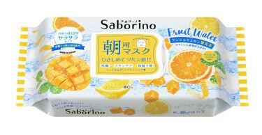 2021/6/14発売 サボリーノ 目ざまシート MC 21(マンゴー&シトラスの香り)