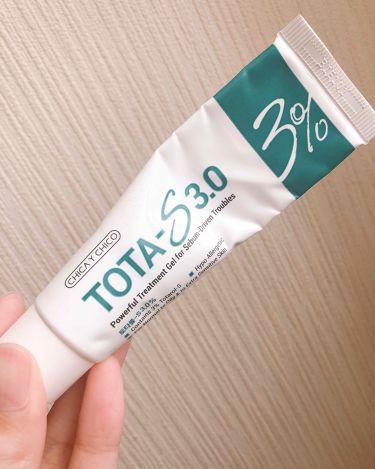 TOTA-S 3.0/Chica Y Chico/フェイスクリームを使ったクチコミ(1枚目)