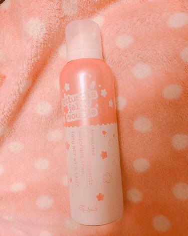 ジェルムース さくらの香り/ettusais/洗顔フォームを使ったクチコミ(1枚目)