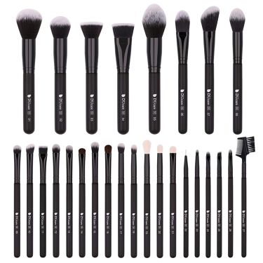 27 Pieces Makeup Brush Set DUcare