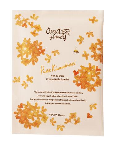 2015/2/1(最新発売日: 2021/8/24)発売 VECUA Honey ワンダーハニー とろとろふんわりクリームバス ピュアキンモクセイ