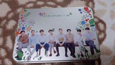 nanaさんの「ネイチャーリパブリック(韓国)NATURE REPUBLIC EXO MOISTURE SPECIAL COLLECTION<その他キットセット>」を含むクチコミ