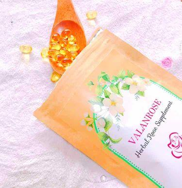 ハーバルローズサプリメント/VALANROSE/美肌サプリメントを使ったクチコミ(1枚目)