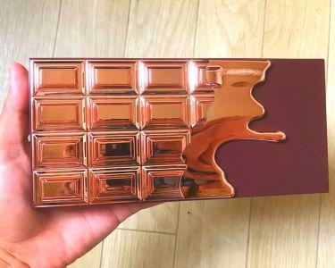 アイラブチョコレート/MAKEUP REVOLUTION/パウダーアイシャドウを使ったクチコミ(2枚目)